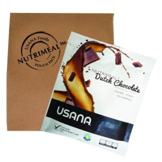 USANA Chocolate Nutrimeal Bulk Pack Product Image