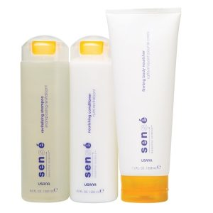 USANA Sense Hair Body Pack Product Image