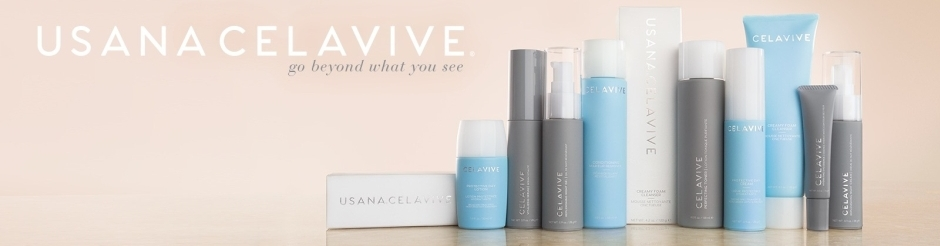 Celavive Skin Care Range